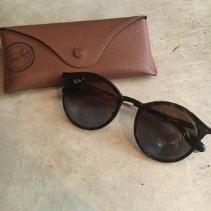 Erika Ray Ban polarized (tortoise shell)